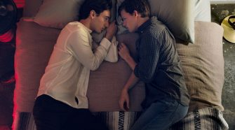 Still of Boy Erased, upcoming gay conversion therapy drama starring Nicole Kidman, Russell Crowe and Troye Sivan