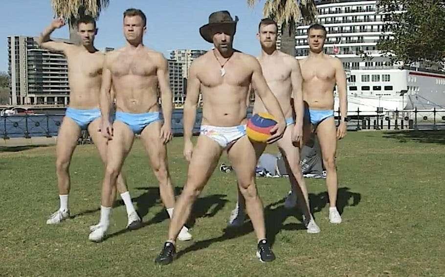 Sydney Stingers RuPaul