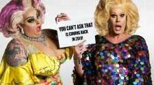 Australian drag queens appear on the ABC series You Can't Ask That