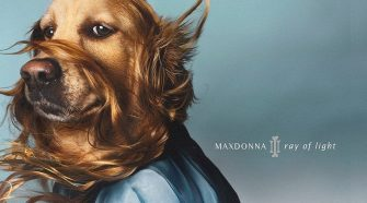 A French artist has recreated Madonna looks with his dog Max