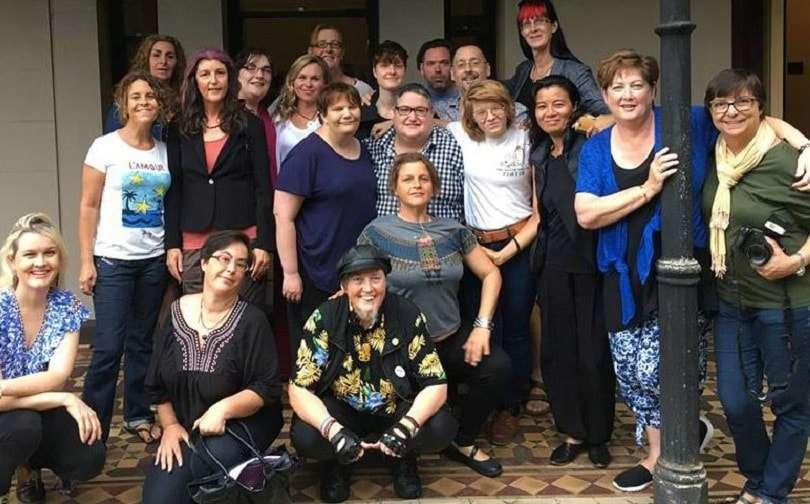Intersex advocates