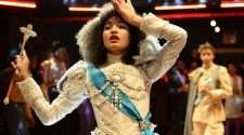 Still from Ryan Murphy's drag ballroom drama Pose, season 1
