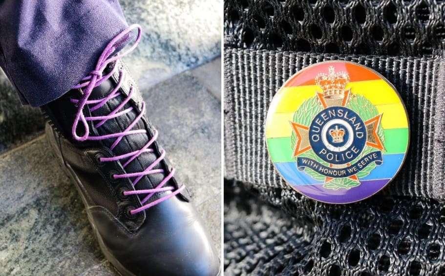 Wear it purple day