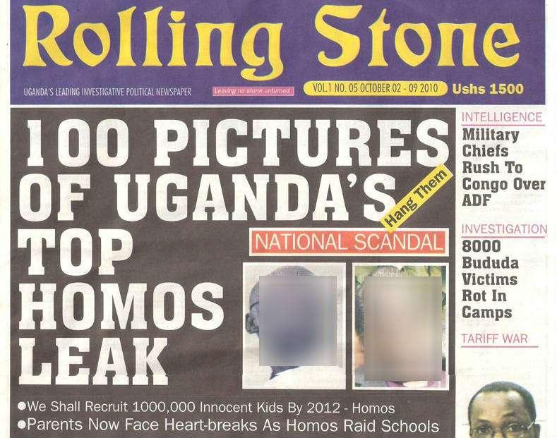 Rolling Stone Uganda Publication Outing