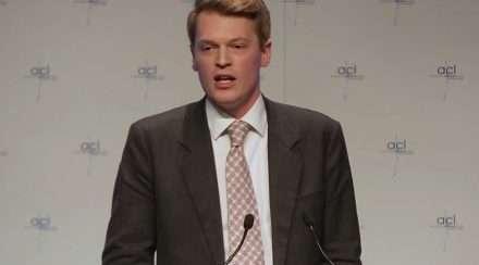 Managing director of the Australian Christian Lobby Martyn Iles