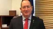 Katter's Australia Party senator Fraser Anning