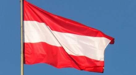 Austrian Flag James Cridland Flickr