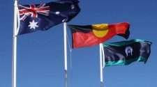 Aboriginal Torres Strait Islander Australian Flag