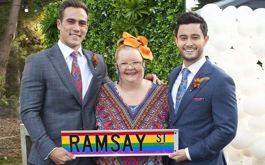 LGBTIQ tv characters