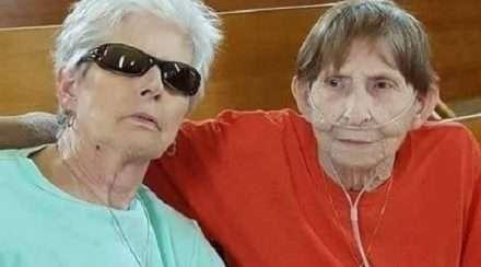 Elderly Woman Legally Married