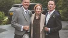 JK Rowling Adds Touch Of Magic To Couple's Wedding Day
