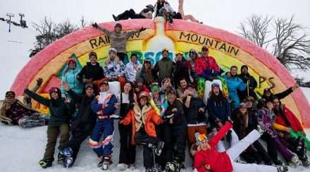 Gay Ski Festival 'Rainbow Mountain' Took Over Thredbo, And It Was Amazing