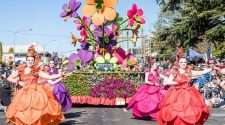 Toowoomba Carnival of Flowers parade