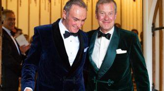lord ivar mountbatten gay royal wedding