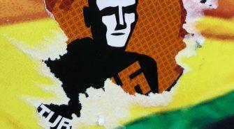 Antipodean Resistance Neo nazi sticker