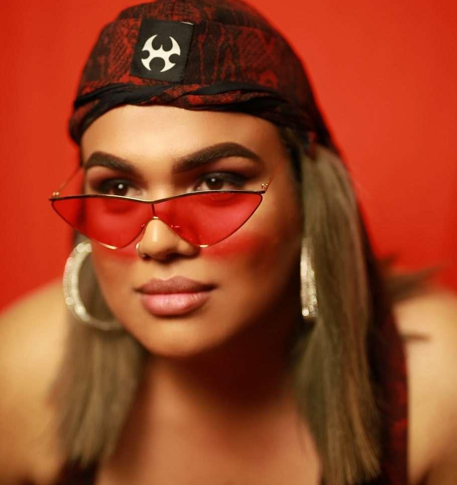 Miss Blanks Brisbane rapper