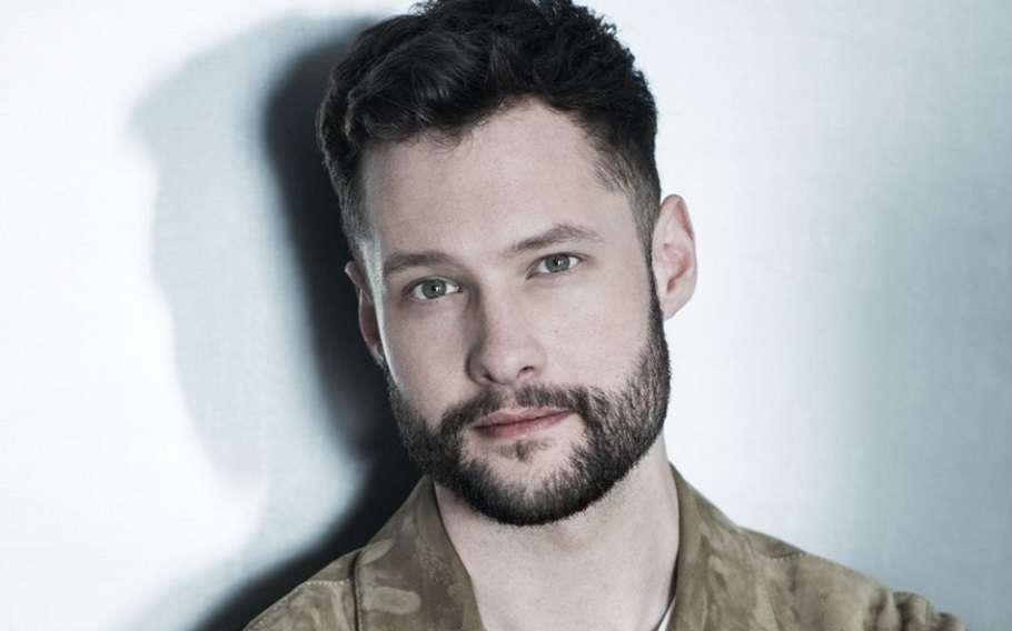 Singer Calum Scott