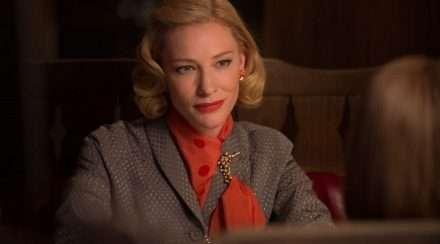 Cate Blanchett in 2015 movie Carol