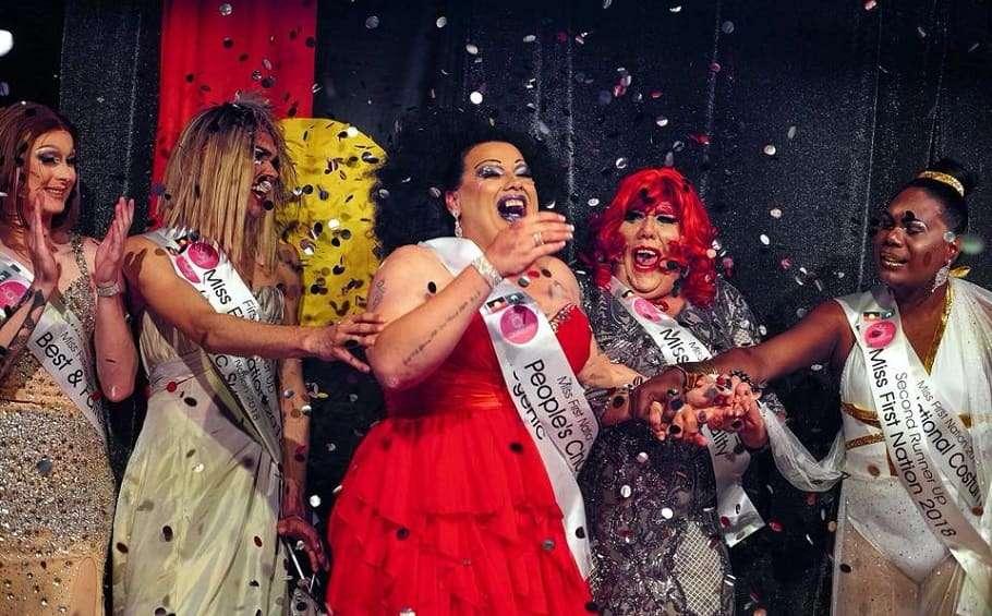 Aboriginal and Torres Strait Islander Indigenous drag queens Miss First Nation 2018