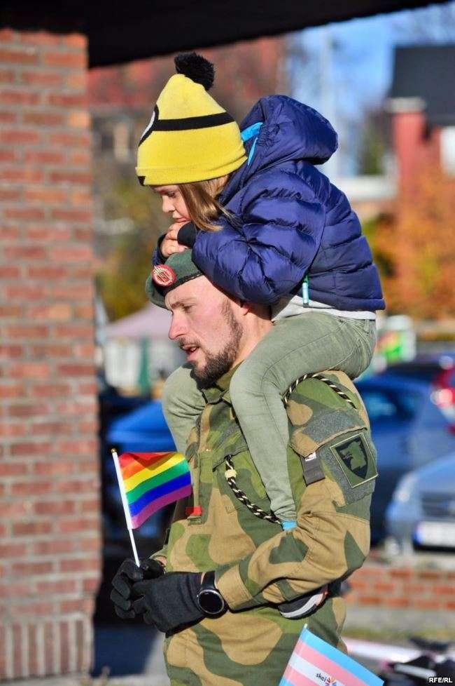 military child lgbt