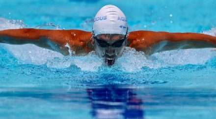 LGBTIQ swim team brisbane sports team