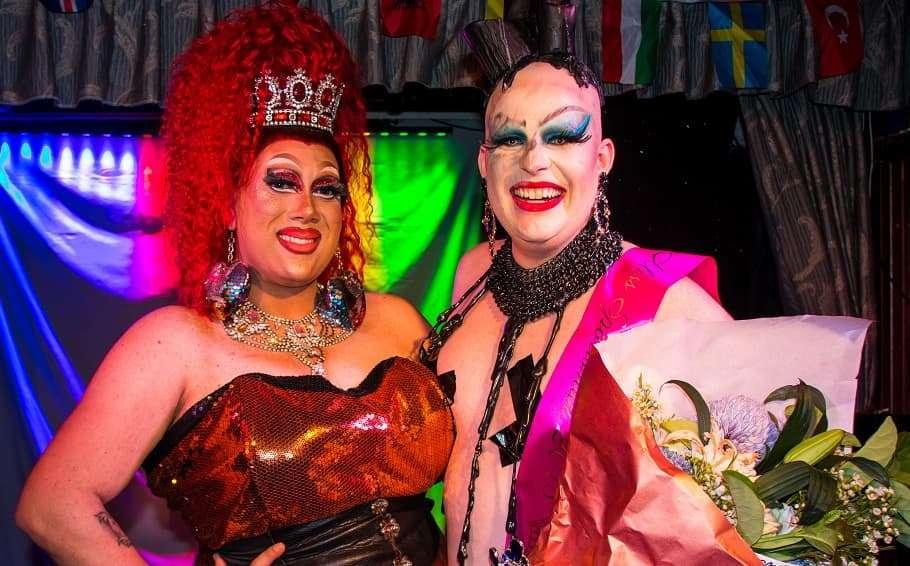 miss sportsman hotel 2018 sellma soul chocolate boxx brisbane queensland drag queen performer