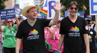 Jared Polis elected Colorado governor