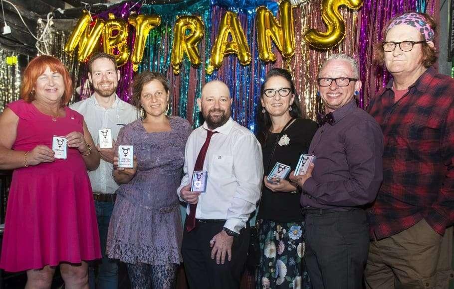 brisbane trans awards many genders one voice brisbane sportsman hotel