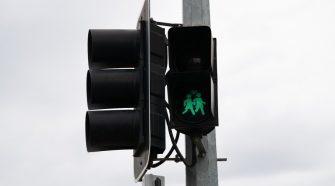 gay traffic lights