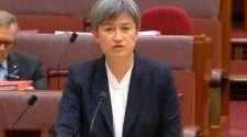 Labor Senator Penny Wong