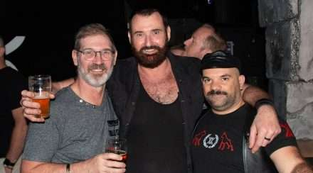 Brisbears black party