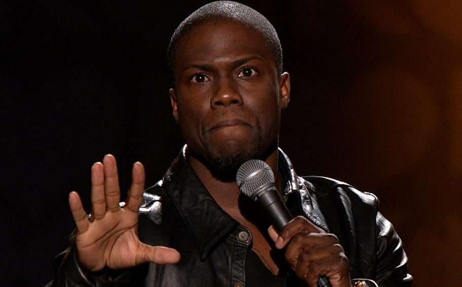 Actor comedian Kevin Hart