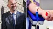 gay blood donation ban