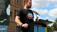 Marriage equality campaigner Peter Black