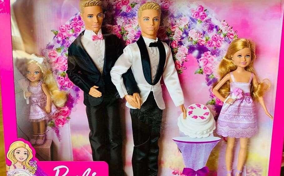 barbie same sex wedding