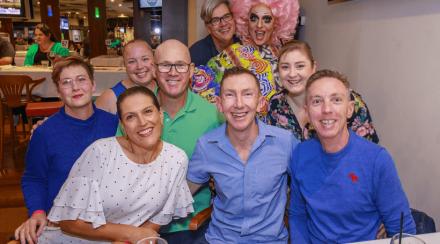 QuAC bingo fundraiser