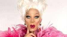 Queensland drag queen Miss Synthetique