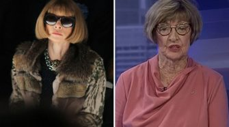 Anna Wintour Margaret Court