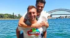 Ian Thorpe ryan Channing Instagram