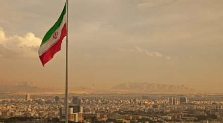 Iran Publicly Hangs Man on Charges of Homosexuality