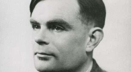 Computer pioneer Alan Turing