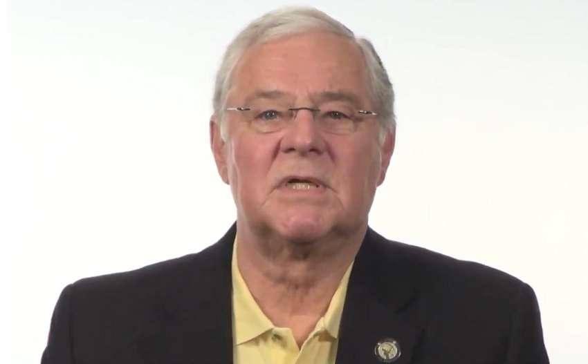 Kansas Republican Ron Highland
