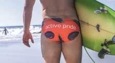 Active Pride speedos