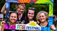 sunshine coast pride festival fair day