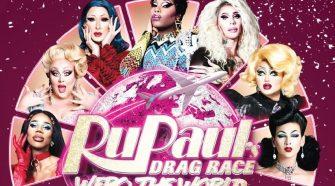 drag race werq the world