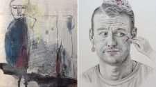 MELT Festival Portrait Prize winners 2018