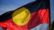 aboriginal indigenous flag