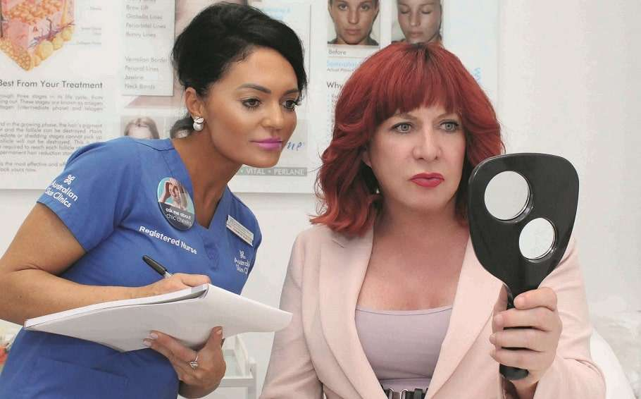 australian skin clinics consultation