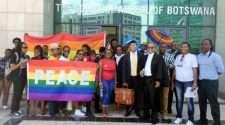 Botswana lgbt homosexuality decriminalisation