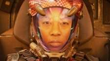Samira wiley in netflix series love death and robots
